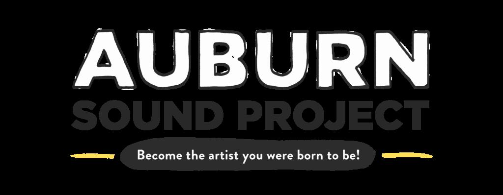 Auburn sketching logo